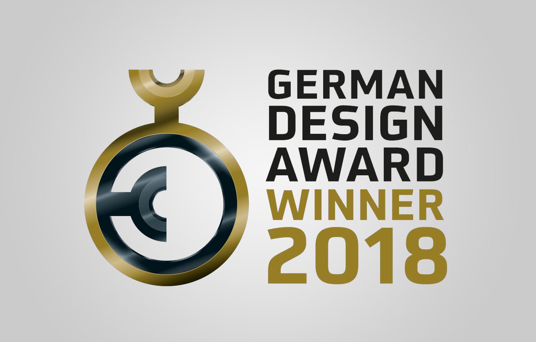 German Design Award Winner 2018 Buderus