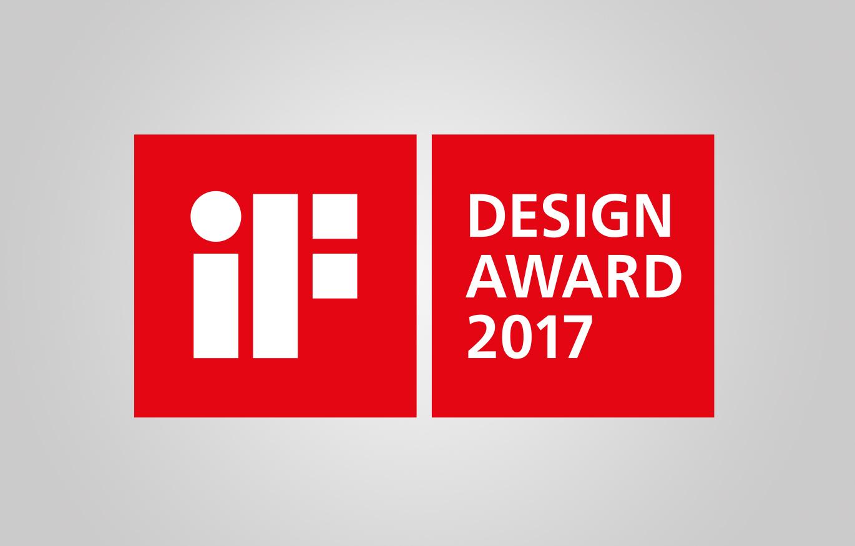 iF Design Award 2017 Buderus
