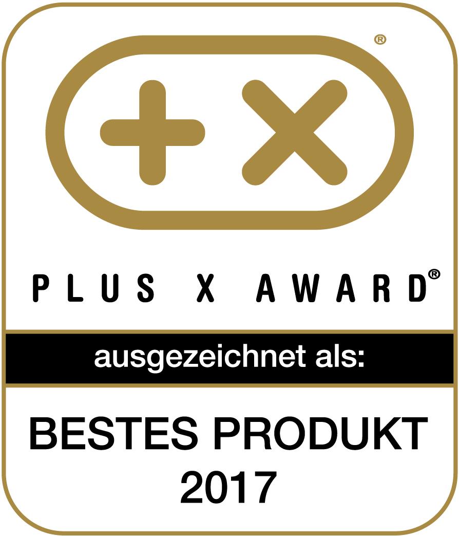 Buderus Logano plus KB372 plus X Award bestes Produkt 2017