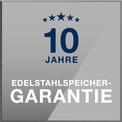 Edelstahlspeicher 10 Jahre Edelstahlspeichergarantie Buderus