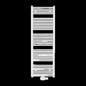 RAL 9016 Handtuchheizk/örper Breite: 600 mm Buderus Badheizk/örper gerade Logatrend Therm direct 1820 mm Standardanschluss